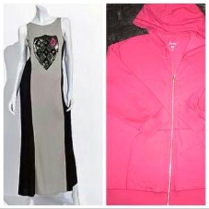 Authentic Icon Dresses - Maxi dress!! 